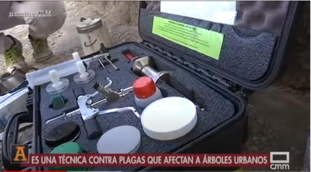 Castilla la mancha televisión Endoterapia